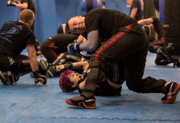 Update Your Cross Training: a Comparative Look at Yoga and Krav Maga