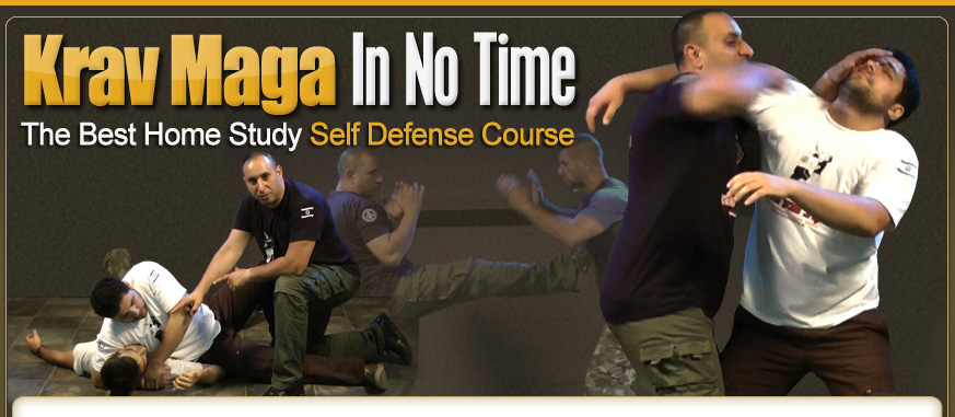 Krav Maga Basic Moves