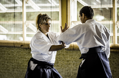Aikido for Self-Defence