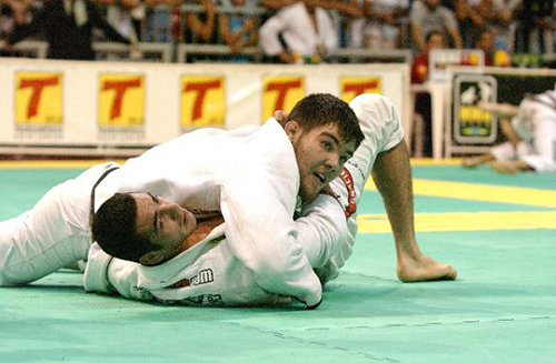 Brazilian jiu jitsu positions Side Control