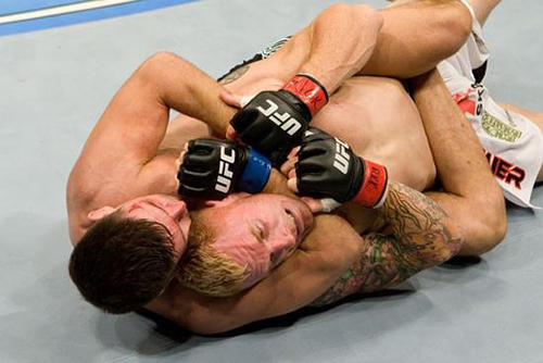 Best Martial Arts for MMA: BJJ