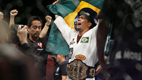 Best Martial Arts for MMA: Lyoto Machida