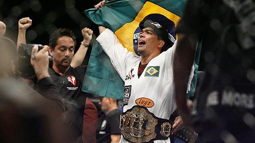 Best Martial Arts for MMA: Lyoto Machida