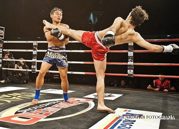 muay thai vs kickboxing