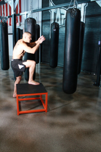 Martial Arts Conditioning Workout