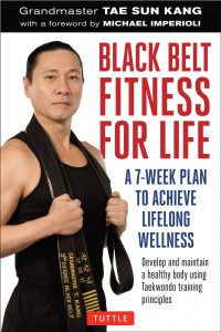 Black belt martial arts