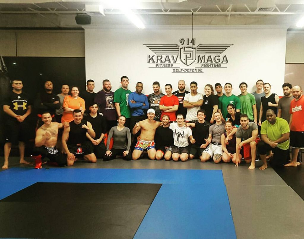 914 Krav Maga Training Center