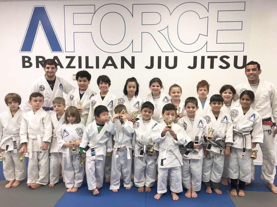 A-Force Brazilian Jiu Jitsu