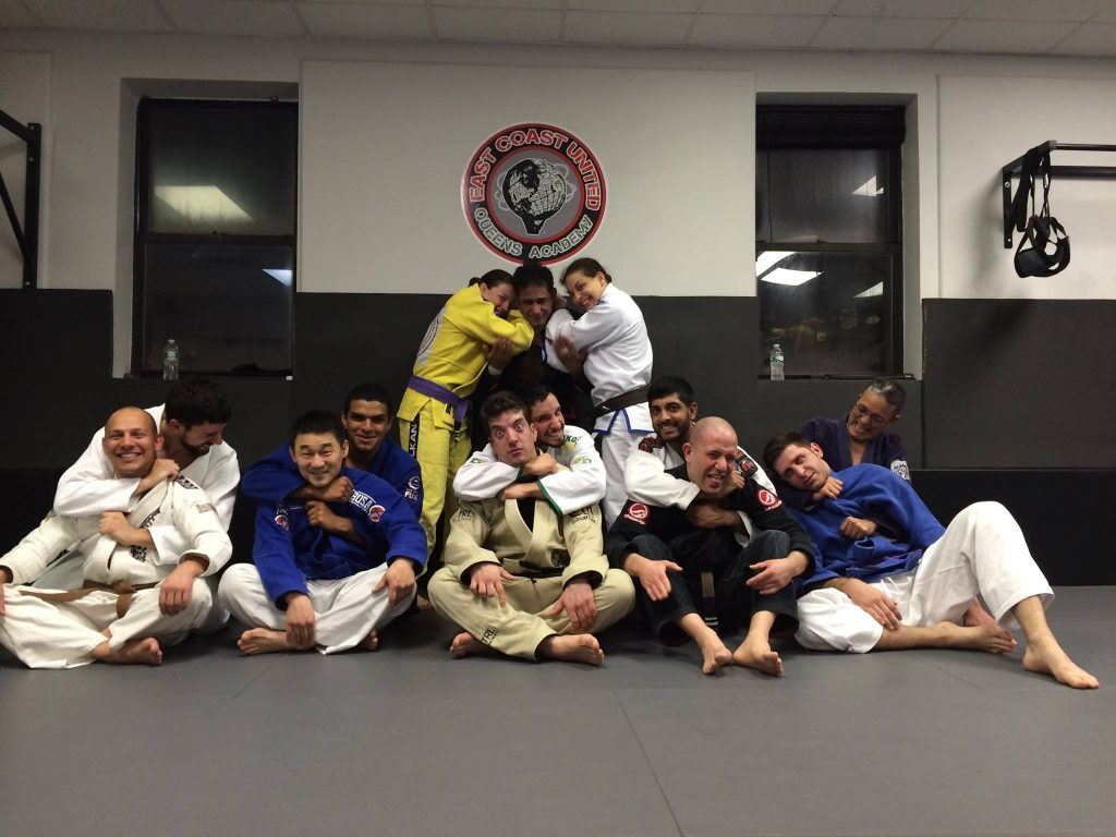 East Coast United Queens Academy Of Brazilian Jiu Jitsu