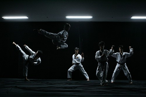 Taking a Mature Approach to Martial Arts Training