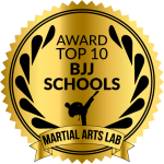Top 10 BJJ Schools