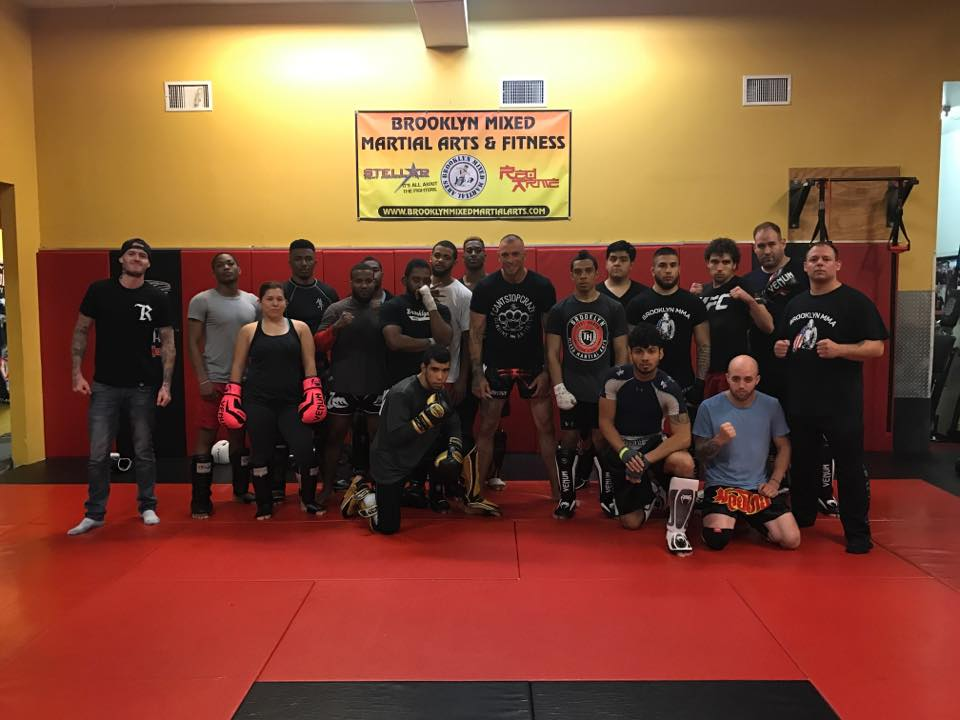 Brooklyn Mixed Martial Arts & Fitness