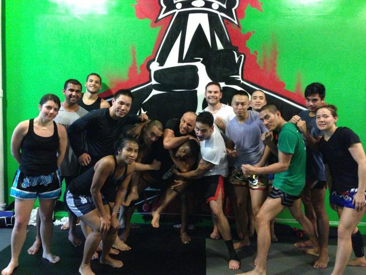 best muay thai gyms nyc