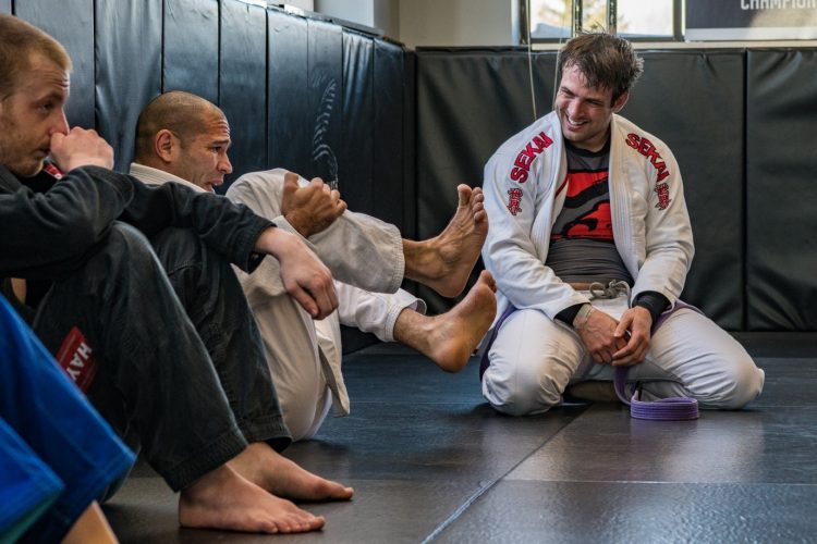 Top tips for when visiting another Martial Arts Gym