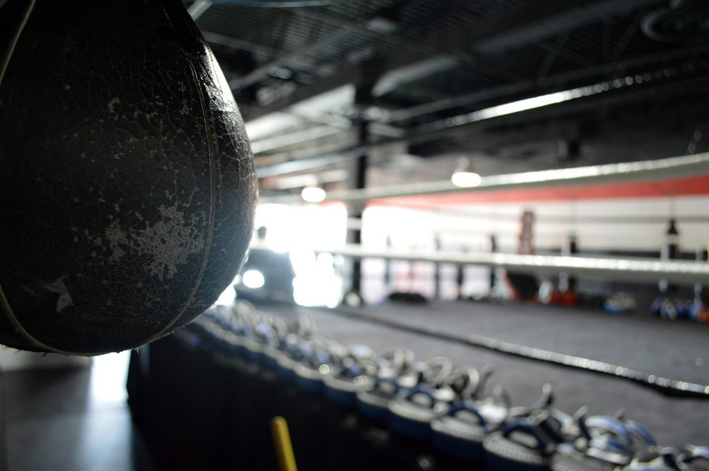 5 Benefits of Working Out on a Speed Bag